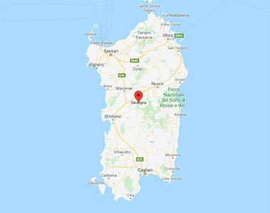 Cartina Sardegna Con Hotel.ᐅ Villaggi In Sardegna Sul Mare Con Nave Gratis